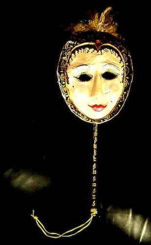 horror film mask