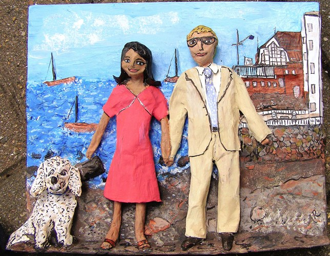 Seaview memories honeymoon