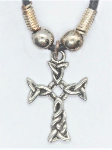 knotted Celtic cross gift