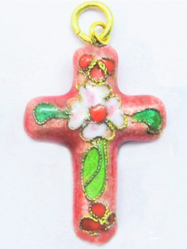girls communion crucifix gift